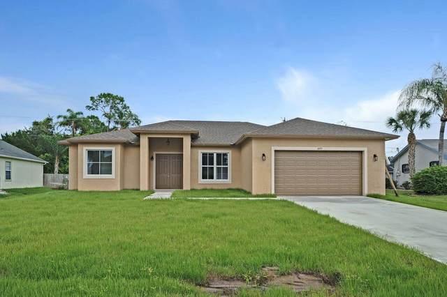2875 SE Eagle Drive, Port Saint Lucie, FL 34984 (#RX-10743367) :: Heather Towe | Keller Williams Jupiter