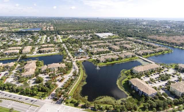 2813 Grande Parkway #108, Palm Beach Gardens, FL 33410 (#RX-10743390) :: Heather Towe | Keller Williams Jupiter