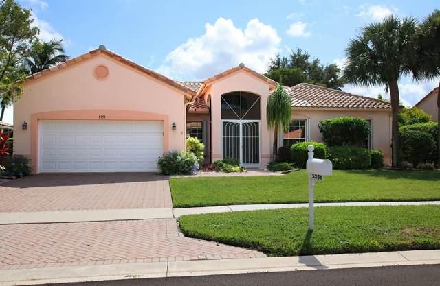 5351 Landon Circle, Boynton Beach, FL 33437 (#RX-10743391) :: Heather Towe | Keller Williams Jupiter