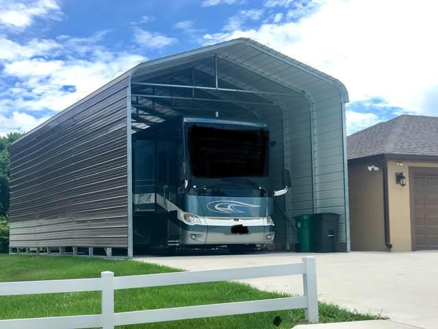 550 SW Nagle Place, Port Saint Lucie, FL 34953 (MLS #RX-10743415) :: Castelli Real Estate Services