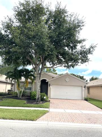 8064 Florenza Drive, Boynton Beach, FL 33472 (#RX-10743447) :: Heather Towe | Keller Williams Jupiter