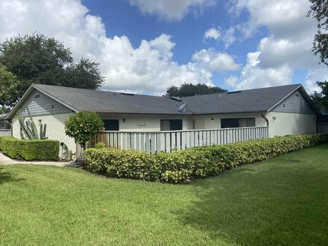 1435 Captains Walk 19 D, Fort Pierce, FL 34950 (#RX-10743457) :: Baron Real Estate