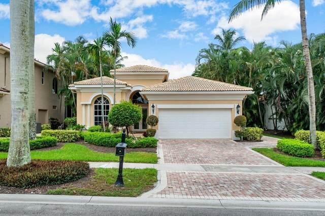 15969 Double Eagle Trail, Delray Beach, FL 33446 (#RX-10743491) :: Baron Real Estate