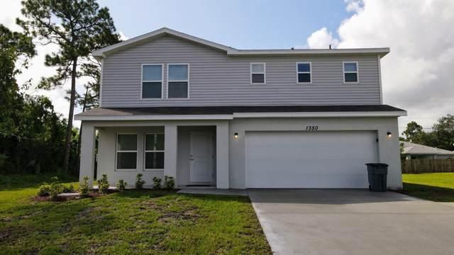 1350 SW Paar Drive, Port Saint Lucie, FL 34953 (MLS #RX-10743531) :: The Paiz Group