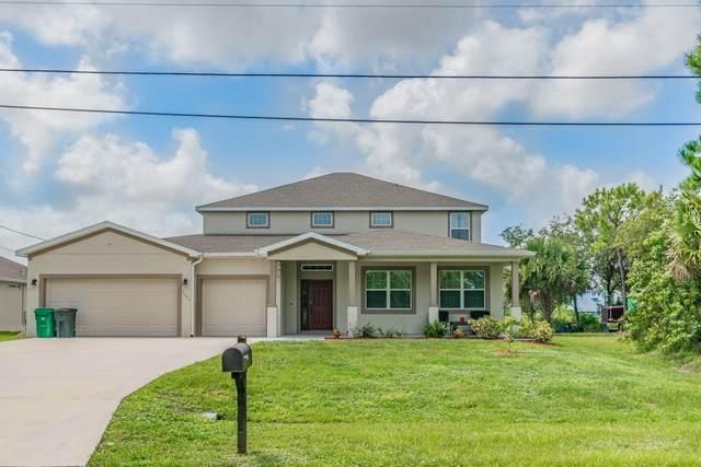 1356 SW Sultan Drive, Port Saint Lucie, FL 34953 (#RX-10743552) :: Michael Kaufman Real Estate
