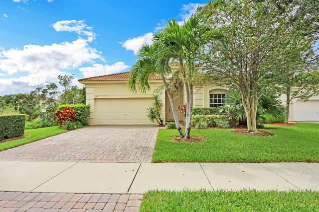 6216 Santa Margarito Drive, Fort Pierce, FL 34951 (#RX-10743632) :: Baron Real Estate