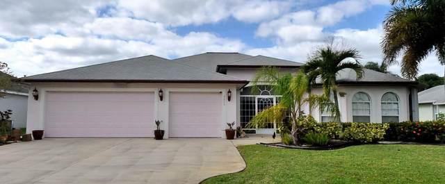 3273 SE Pinto Street, Port Saint Lucie, FL 34984 (#RX-10743638) :: Heather Towe | Keller Williams Jupiter