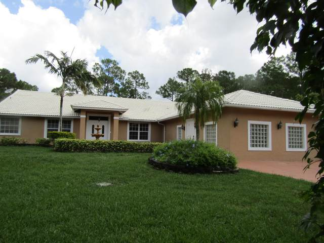 16439 81st Lane N, The Acreage, FL 33470 (#RX-10743651) :: Heather Towe | Keller Williams Jupiter