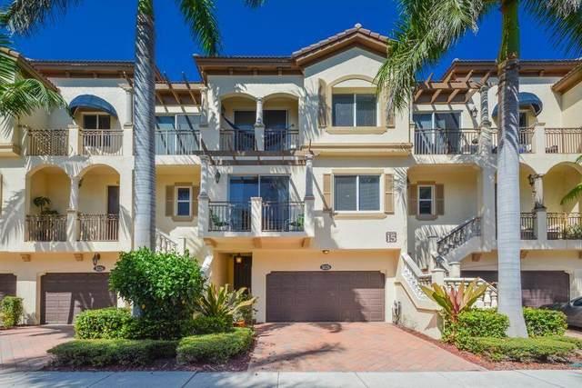 3028 Waterside Circle #3028, Boynton Beach, FL 33435 (MLS #RX-10743928) :: Castelli Real Estate Services