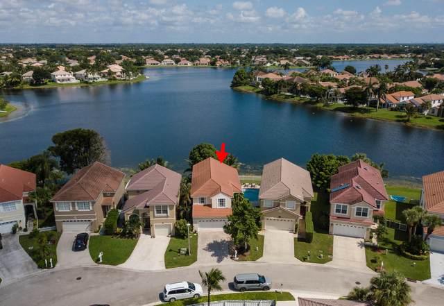 7381 Wescott Terrace, Lake Worth, FL 33467 (#RX-10743940) :: Michael Kaufman Real Estate