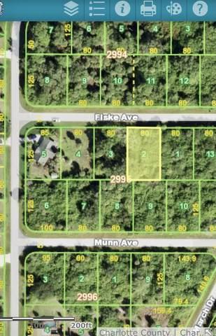 12117 Fiske Avenue, Port Charlotte, FL 33953 (MLS #RX-10743962) :: Castelli Real Estate Services