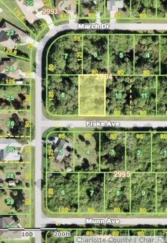 12102 Fiske Avenue, Port Charlotte, FL 33953 (MLS #RX-10743968) :: Castelli Real Estate Services