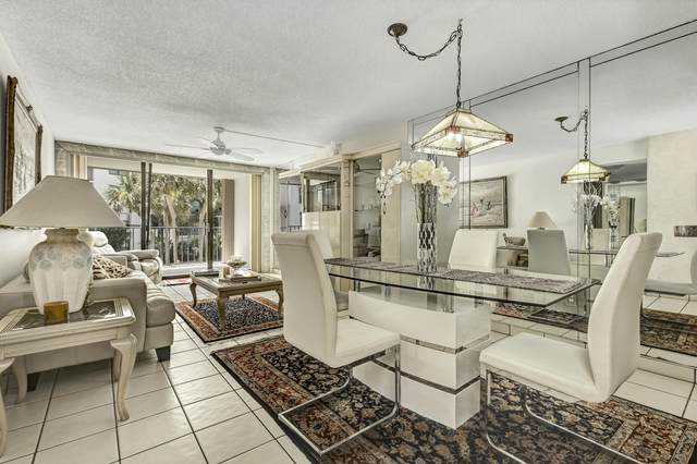3545 S Ocean Boulevard #207, South Palm Beach, FL 33480 (MLS #RX-10743992) :: Berkshire Hathaway HomeServices EWM Realty