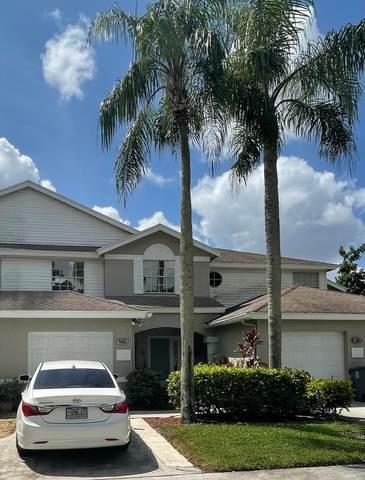 9082 Boca Gardens Parkway C, Boca Raton, FL 33496 (#RX-10744073) :: Michael Kaufman Real Estate