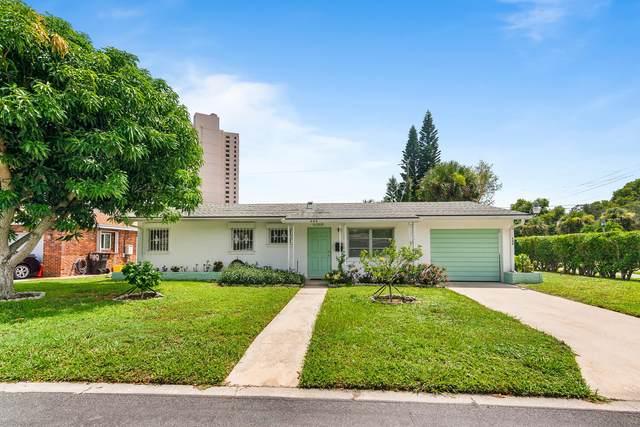 340 53rd Street, West Palm Beach, FL 33407 (#RX-10744145) :: Michael Kaufman Real Estate