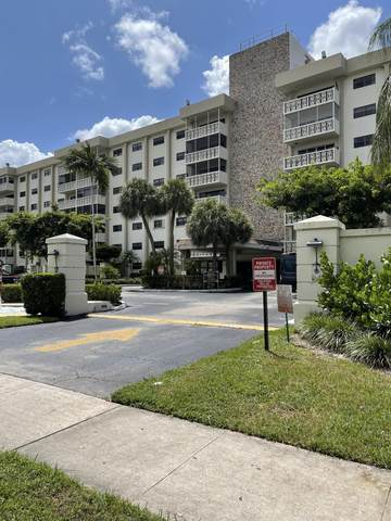 800 NE 195th Street #510, Miami, FL 33179 (#RX-10744197) :: The Rizzuto Woodman Team