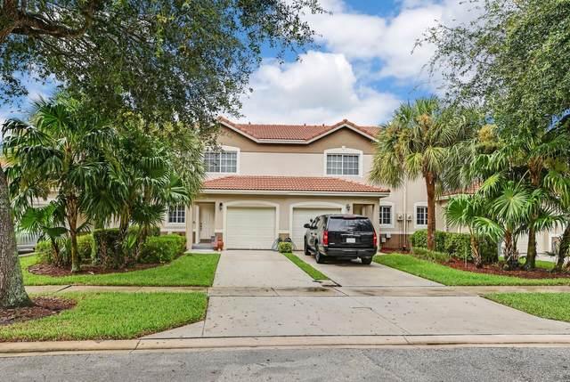 6695 Old Farm Trail, Boynton Beach, FL 33437 (MLS #RX-10744209) :: Berkshire Hathaway HomeServices EWM Realty