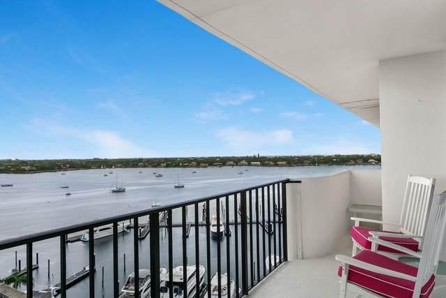 1200 Marine Way Ph1, North Palm Beach, FL 33408 (#RX-10744238) :: IvaniaHomes   Keller Williams Reserve Palm Beach