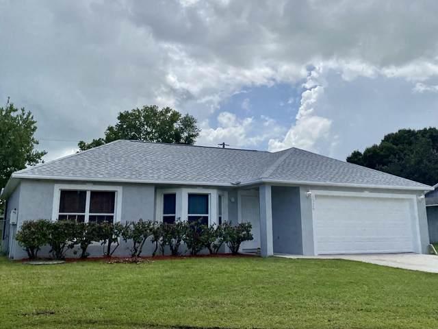 1326 SW Herald Road, Port Saint Lucie, FL 34953 (MLS #RX-10744289) :: Castelli Real Estate Services