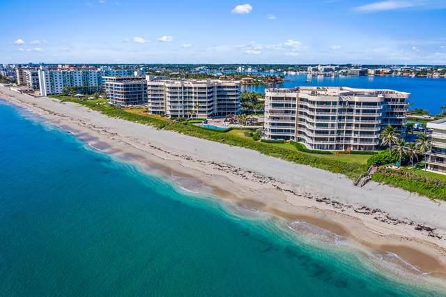 3400 S Ocean Boulevard 6Aii, Palm Beach, FL 33480 (#RX-10744295) :: IvaniaHomes | Keller Williams Reserve Palm Beach