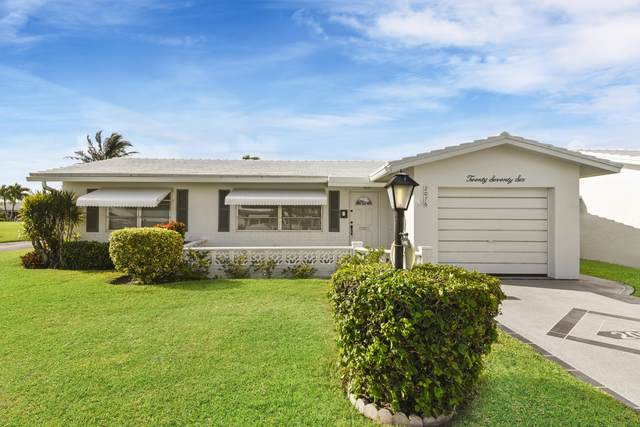 2076 SW 12th Avenue, Boynton Beach, FL 33426 (#RX-10744299) :: IvaniaHomes | Keller Williams Reserve Palm Beach