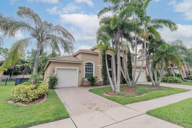 1606 Newhaven Point Lane, West Palm Beach, FL 33411 (#RX-10744353) :: Michael Kaufman Real Estate