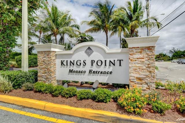 331 Piedmont G, Delray Beach, FL 33484 (#RX-10744369) :: IvaniaHomes | Keller Williams Reserve Palm Beach