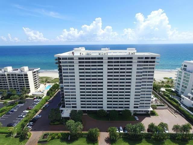 2000 S Ocean Boulevard 5-F, Boca Raton, FL 33432 (#RX-10744370) :: IvaniaHomes | Keller Williams Reserve Palm Beach