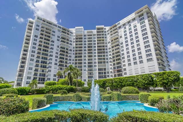 1701 S Flagler Drive #306, West Palm Beach, FL 33401 (#RX-10744372) :: IvaniaHomes | Keller Williams Reserve Palm Beach