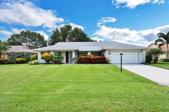 8144 SE Cypress Point Place, Hobe Sound, FL 33455 (#RX-10744377) :: DO Homes Group