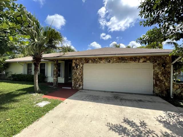 2520 SW 5th Street, Boynton Beach, FL 33435 (MLS #RX-10744409) :: Castelli Real Estate Services