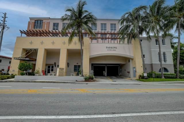 55 NE 5th Avenue #402, Boca Raton, FL 33432 (MLS #RX-10744414) :: Castelli Real Estate Services