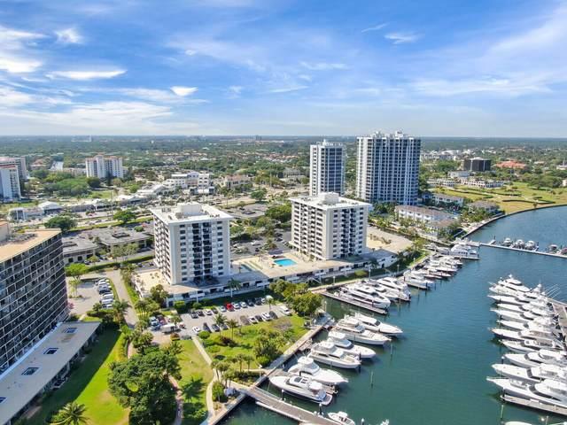 1208 Marine Way #602, North Palm Beach, FL 33408 (#RX-10744462) :: IvaniaHomes | Keller Williams Reserve Palm Beach