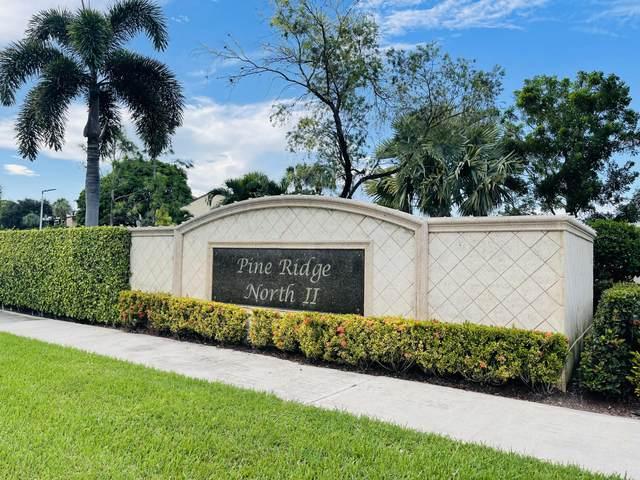 608 Sea Pine Way F3, Greenacres, FL 33415 (#RX-10744493) :: IvaniaHomes | Keller Williams Reserve Palm Beach