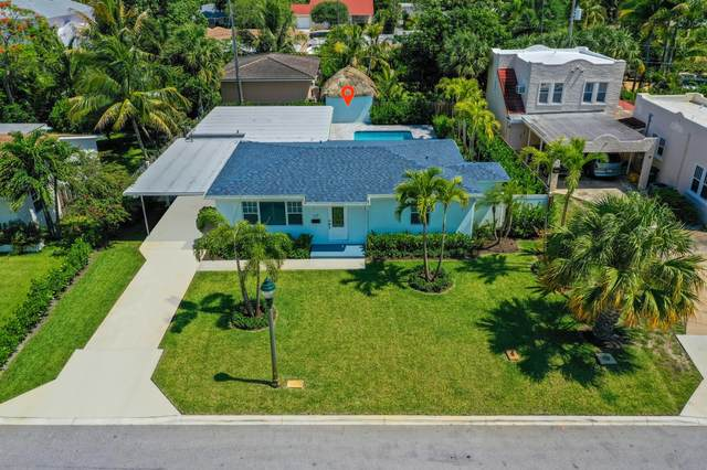 117 Rutland Boulevard, West Palm Beach, FL 33405 (MLS #RX-10744497) :: Berkshire Hathaway HomeServices EWM Realty
