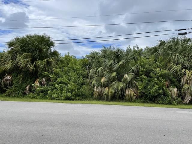 4208 SW Jame Street, Port Saint Lucie, FL 34953 (MLS #RX-10744525) :: The Paiz Group