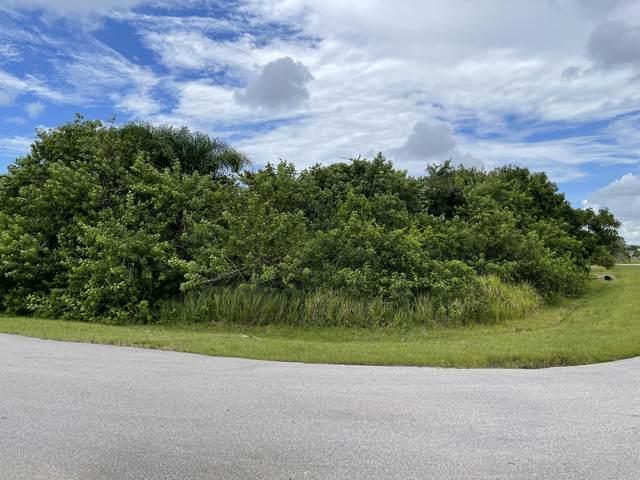 760 SW Haas Avenue, Port Saint Lucie, FL 34953 (MLS #RX-10744528) :: The Paiz Group