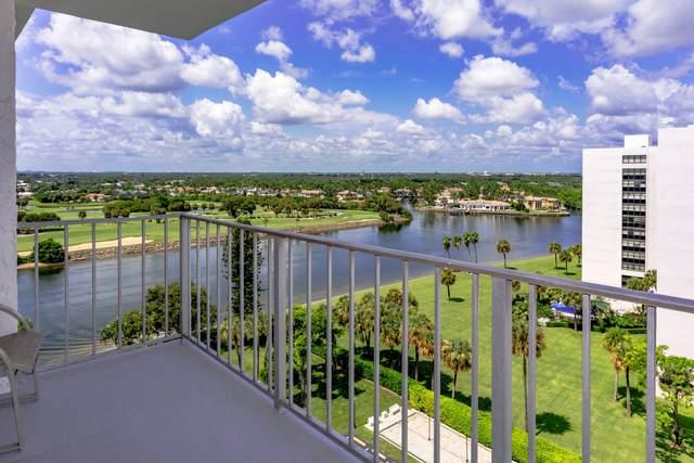 336 Golfview Road #1104, North Palm Beach, FL 33408 (MLS #RX-10744534) :: Berkshire Hathaway HomeServices EWM Realty