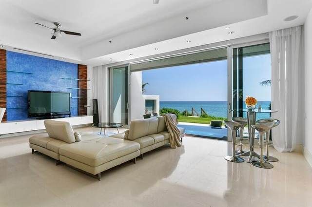 4211 S Ocean Boulevard #2, Highland Beach, FL 33487 (MLS #RX-10744560) :: Berkshire Hathaway HomeServices EWM Realty