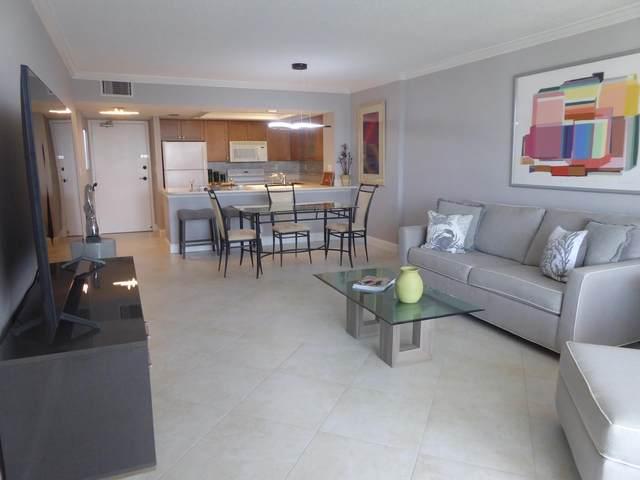 3540 S Ocean Boulevard #910, South Palm Beach, FL 33480 (#RX-10744574) :: Heather Towe | Keller Williams Jupiter
