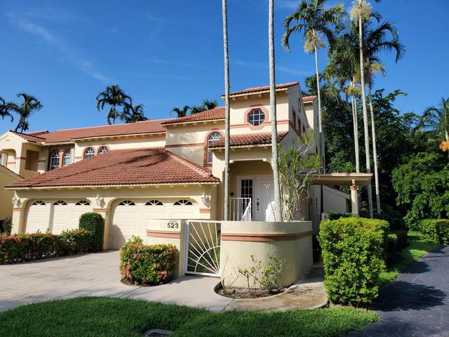 7681 Mackenzie Court #513, Lake Worth, FL 33467 (#RX-10744594) :: IvaniaHomes | Keller Williams Reserve Palm Beach