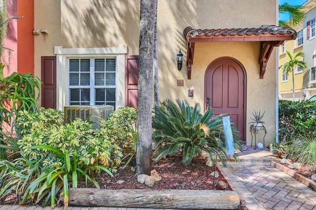 601 S Federal Highway #36, Lake Worth Beach, FL 33460 (MLS #RX-10744675) :: Berkshire Hathaway HomeServices EWM Realty