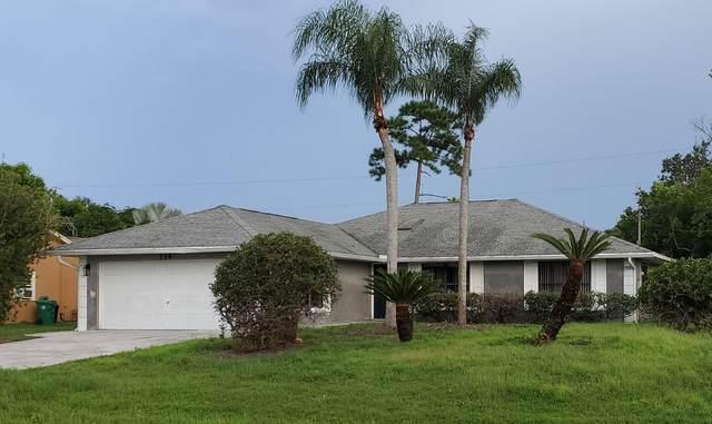 714 SE Albatross Avenue, Port Saint Lucie, FL 34983 (#RX-10744680) :: Heather Towe | Keller Williams Jupiter