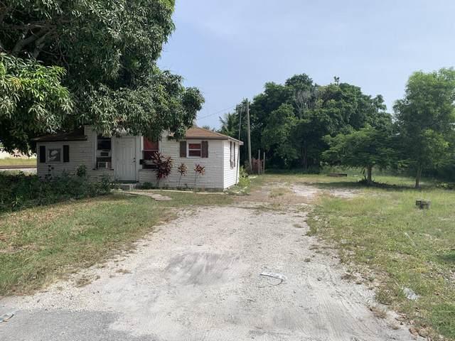1201 16th Avenue N, Lake Worth Beach, FL 33460 (MLS #RX-10744684) :: Berkshire Hathaway HomeServices EWM Realty