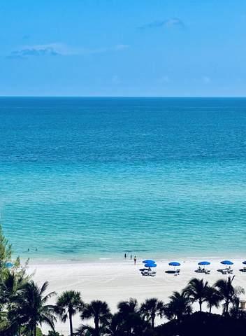 18683 Collins Avenue #1008, Sunny Isles Beach, FL 33160 (#RX-10744700) :: Heather Towe   Keller Williams Jupiter