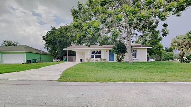 117 SW Ray Avenue, Port Saint Lucie, FL 34953 (#RX-10744724) :: Heather Towe | Keller Williams Jupiter