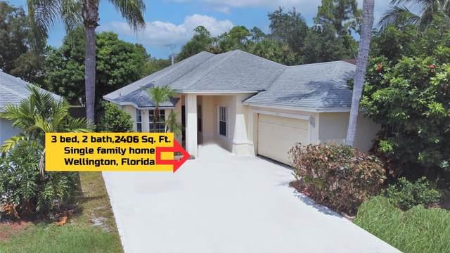 1576 Lake Breeze Drive, Wellington, FL 33414 (MLS #RX-10744747) :: Berkshire Hathaway HomeServices EWM Realty