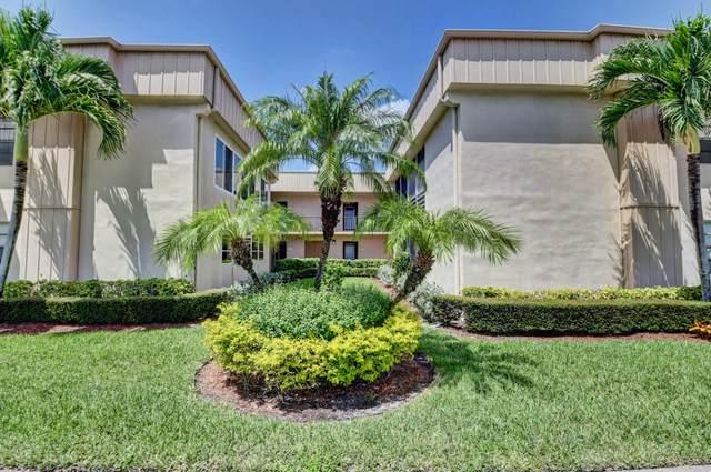 440 Piedmont J, Delray Beach, FL 33484 (#RX-10744777) :: IvaniaHomes | Keller Williams Reserve Palm Beach
