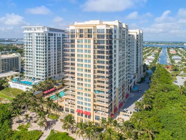 3800 N Ocean Drive #1150, Riviera Beach, FL 33404 (#RX-10744780) :: IvaniaHomes | Keller Williams Reserve Palm Beach