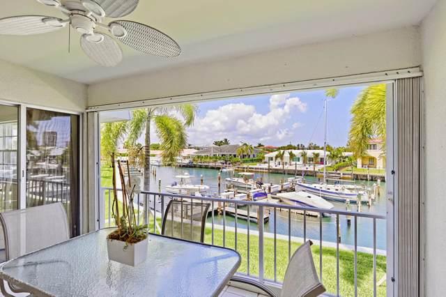 1130 Sugar Sands Boulevard #288, Singer Island, FL 33404 (MLS #RX-10744809) :: Berkshire Hathaway HomeServices EWM Realty